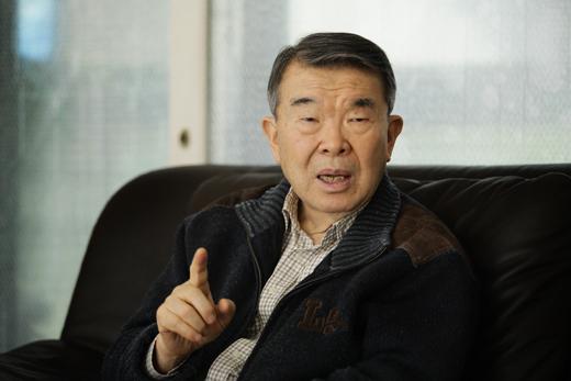 ▲ 이만열 교수, 전 국사편찬위원장 ⓒ프레시안(최형락)