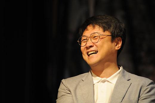 ▲정희준 동아대학교 교수 ⓒ프레시안(손문상)