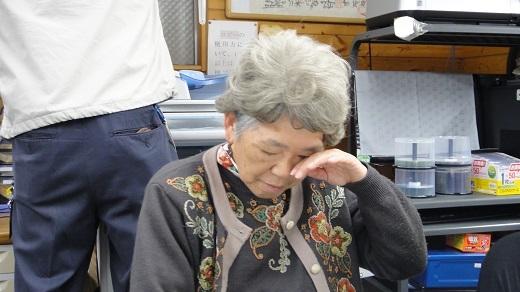 ▲후쿠치마야선 사고로 딸을 잃은 유가족  후지사키 씨 ⓒ박흥수