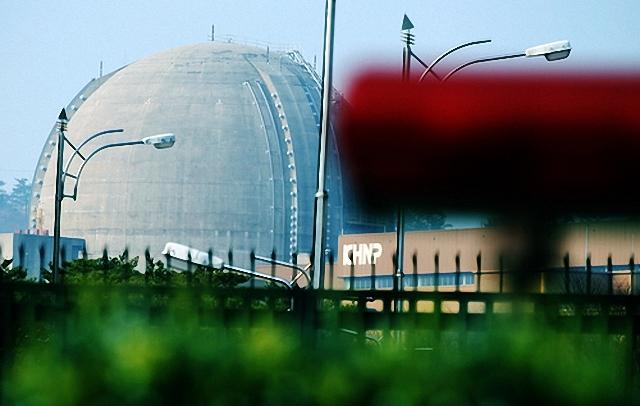 ▲ 2012년 12월 4일 가동 정지된 전남 영광군 홍농읍 한빛 3호기. ⓒ연합뉴스