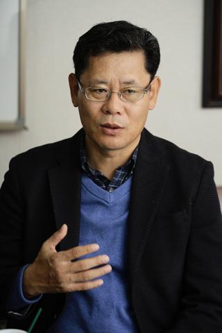 ▲ 김연철 인제대학교 교수 ⓒ프레시안(최형락)