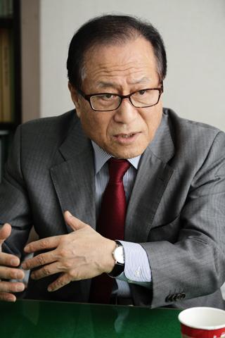 ▲ 정세현 전 통일부 장관 ⓒ프레시안(최형락)