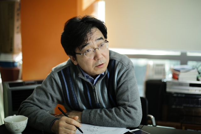 ▲ 유종일 KDI국제정책대학원 교수. ⓒ프레시안(최형락)