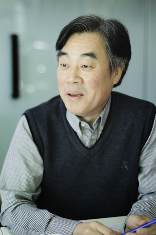 ▲강병구 인하대 교수. ⓒ프레시안(최형락)